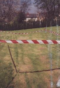 Hyde, Manchester installation 1989